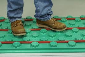 radiant floor heating livestock supplies info