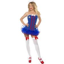 d馮uisement femme de chambre déguisement de marin femme costumes de marins sur the duck fr