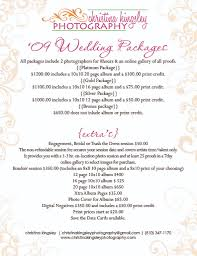 photographer prices photo collection wedding photography prices for