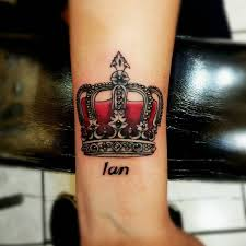 55 best king and queen crown tattoo designs u0026 meanings 2017