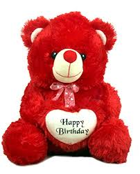 birthday bears delivered color teddy send gifts to hyderabad 24x7 gifts to hyderabad