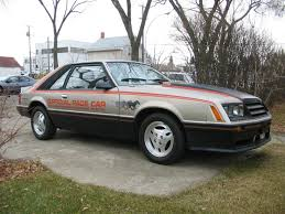 1979 ford mustang pace car best 25 1979 mustang ideas on ford mustang parts