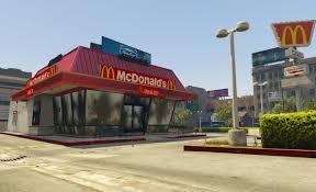 mcdonald u0027s gta5 mods com