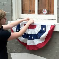 a 4th of july decorating upgrade old town home