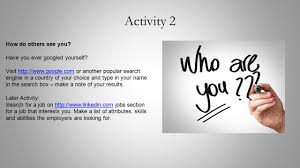 How Do You Make A Job Resume by Personal Branding Objectives How Do You See Yourself How Do
