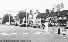 Baldock Blinds Baldock High Street C 1960 Francis Frith