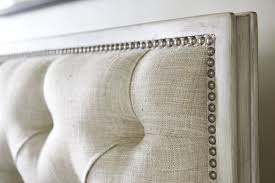 oyster bay sag harbor tufted upholstered headboard and fabric