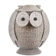 home decorators elephant her home decorators collection owl 23 25 in h x 19 25 in w grey