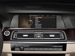 bmw 5 series navigation system 2012 bmw activehybrid 5 navigation system eurocar