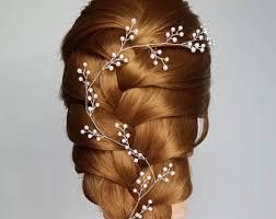 hair wreath leaf hair wreath etsy