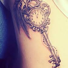 fairytale key tattoo tattoomagz