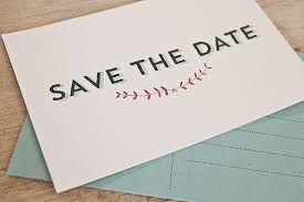 inspirational save the date postcards free templates pikpaknews