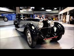 the art of bugatti at the mullin automotive museum youtube