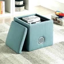 cushion coffee table with storage linen coffee table peekapp co