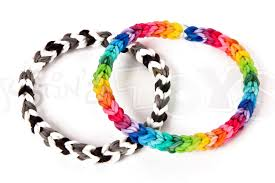 bracelet looms youtube images How to make a classic single double capped looped rainbow loom jpg