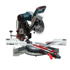 compound miter saw vs table saw ridgid 15 amp 10 in dual bevel miter saw r4112 the home depot