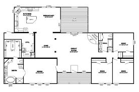 Triple Wide Floor Plans Triple Wide Manufactured Homes Floor Plans Home Bestofhouse Net