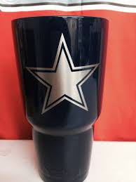dallas cowboys star peel off over stainless 30oz yeti cup lonestar dallas cowboys star peel off over stainless 30oz yeti cup lonestar concepts design lonestarjess15