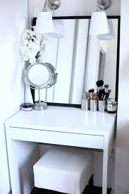 makeup vanity table with drawers white makeup vanity table check out these inspiring exles of