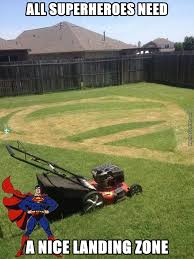 Lawn Mower Meme - who said mowing your lawn is boring by fraterbbobbo meme center