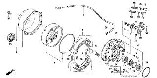 02 foreman 450 rear brake job atvconnection com atv enthusiast