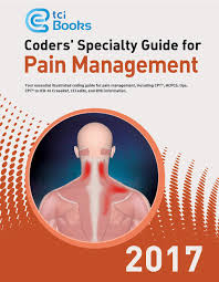 coders u0027 specialty guide 2018 pain management