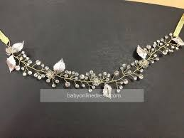 hair accessories online 2017 hair accessories beaded gold blossom hair vine