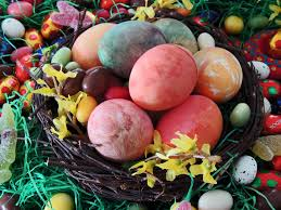 custom easter eggs free images hay dish food produce vegetable color