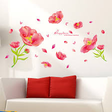 Kids Room Wall Decor Stickers by Online Get Cheap Pink Wall Decor Aliexpress Com Alibaba Group