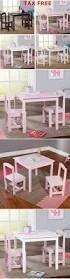 White Folding Kids Table And Chairs Set Best 20 Toddler Table And Chairs Ideas On Pinterest Toddler