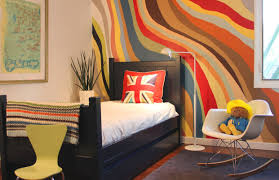 wall paint decor bedroom bedroom red wall painting ideas decor unusual paint