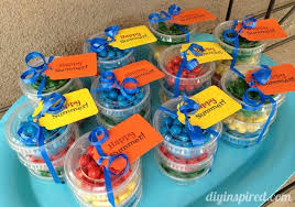 party favors for adults summertime party diy ideas diy inspired