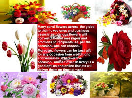 sending flowers online why do you to use online flower delivery for sending flowers