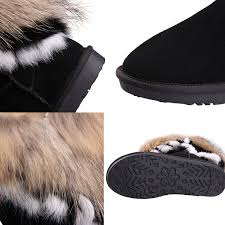 womens boots with arch support amazon com aphnus womens boots winter boots fur boots cow