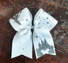 3 inch wide grosgrain ribbon tinkerbell disney cheer bow disney bow 3 inch wide grosgrain