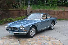 maserati chrome blue 1965 maserati sebring for sale 1971577 hemmings motor news