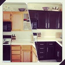 Kitchen Cabinet Makeover Inspiring Diy Kitchen Cabinet Makeover Make Your Look New Be Sure