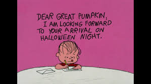 it u0027s the great pumpkin charlie brown horrordigital com