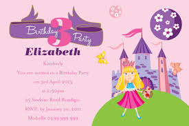birthday invitation wording kids afoodaffair me