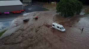 Clinton Ny Flash Flooding Clinton Ny July 1st Youtube