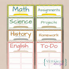 printable student homework planner everyday conversations write a college essay shareamerica student