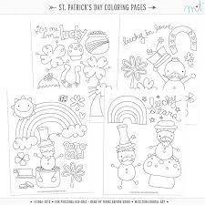 misstiina st patricks day coloring pages archives gobel coloring