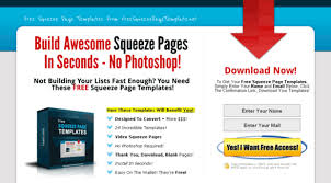 freesqueezepagetemplate net free squeeze page template f