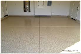 Quikrete Garage Epoxy by After Garage Floor Epoxy Photo Photo Of Residential Garage Floor