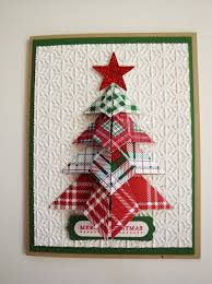 gift card trees penguinster origami christmas tree