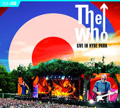 the who live in hyde park 2 cd combo
