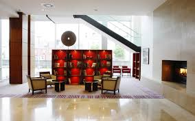 awesome white brown wood glass modern design luxury home libraries