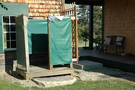 outdoor showers savanna designs