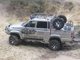 uaz hunter tuning постройка и тюнинг автомобиля уаз патриот пикап