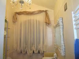 tende con drappeggio tenda a pacchetto arricciato con drappeggio tende